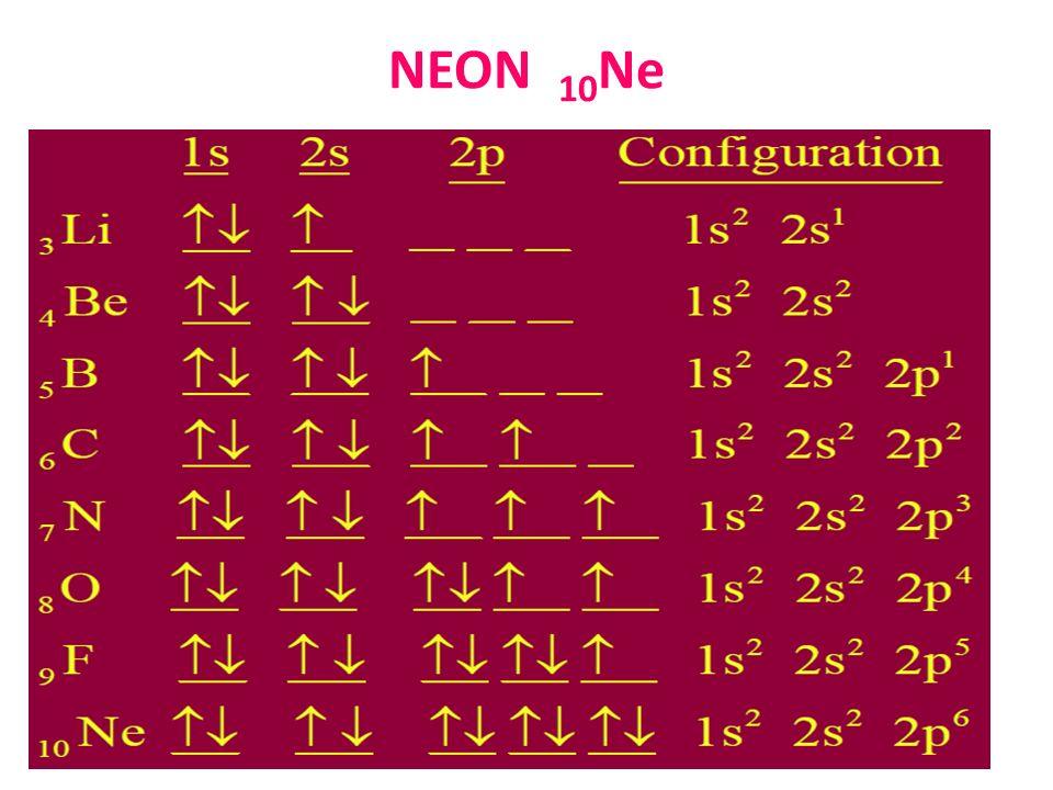 NEON 10Ne