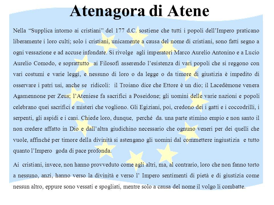 Atenagora di Atene