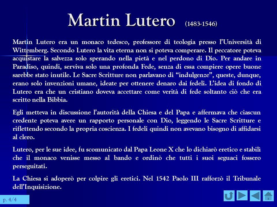 Martin Lutero (1483-1546)