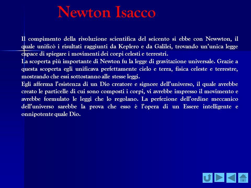 Newton Isacco