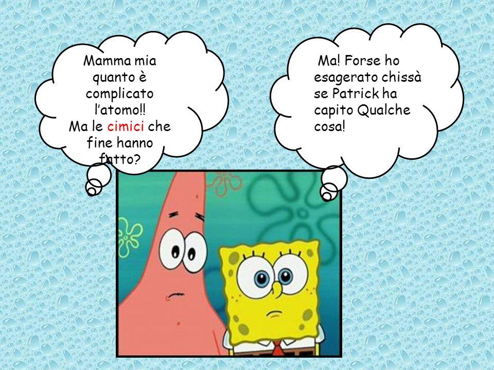 Mamma mia quanto è complicato l'atomo!!