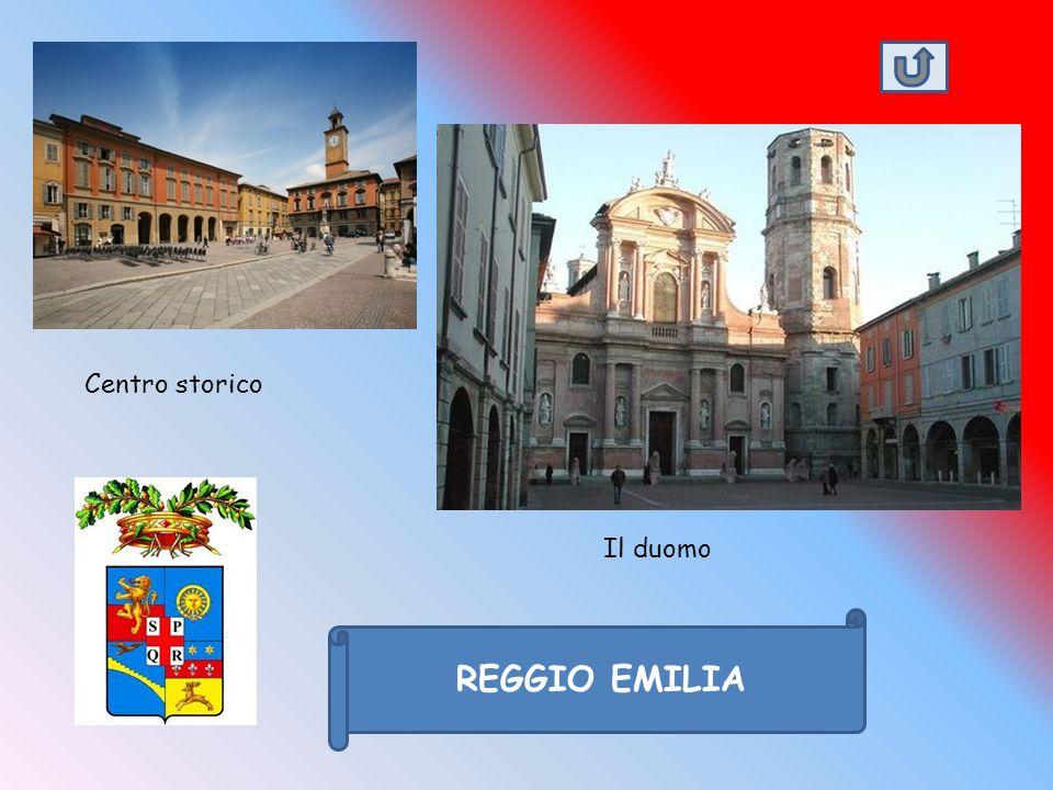 Centro storico Il duomo REGGIO EMILIA