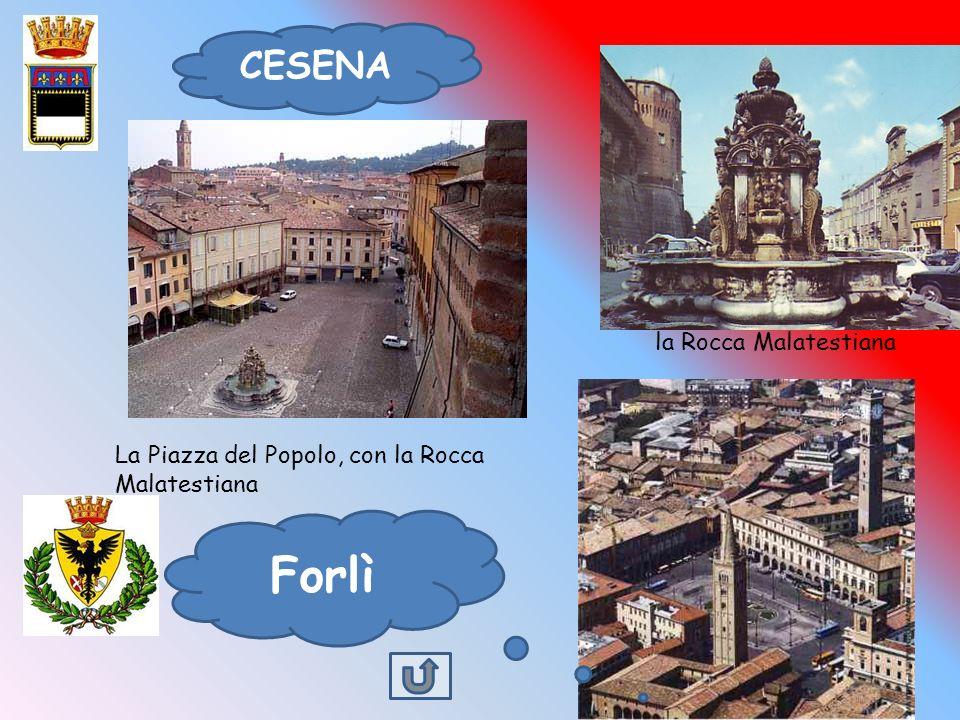 Forlì CESENA la Rocca Malatestiana