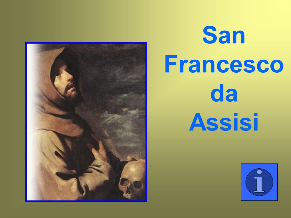 San Francesco da Assisi