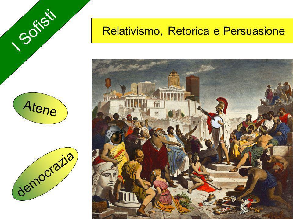 Relativismo, Retorica e Persuasione