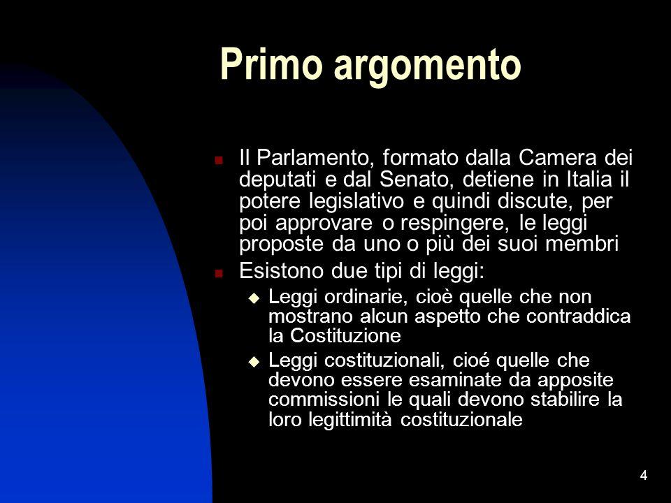 I c g m columba sortino sr classe iii c ppt video for Membri camera dei deputati