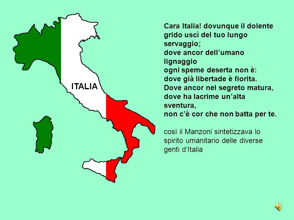 ITALIA Cara Italia! dovunque il dolente