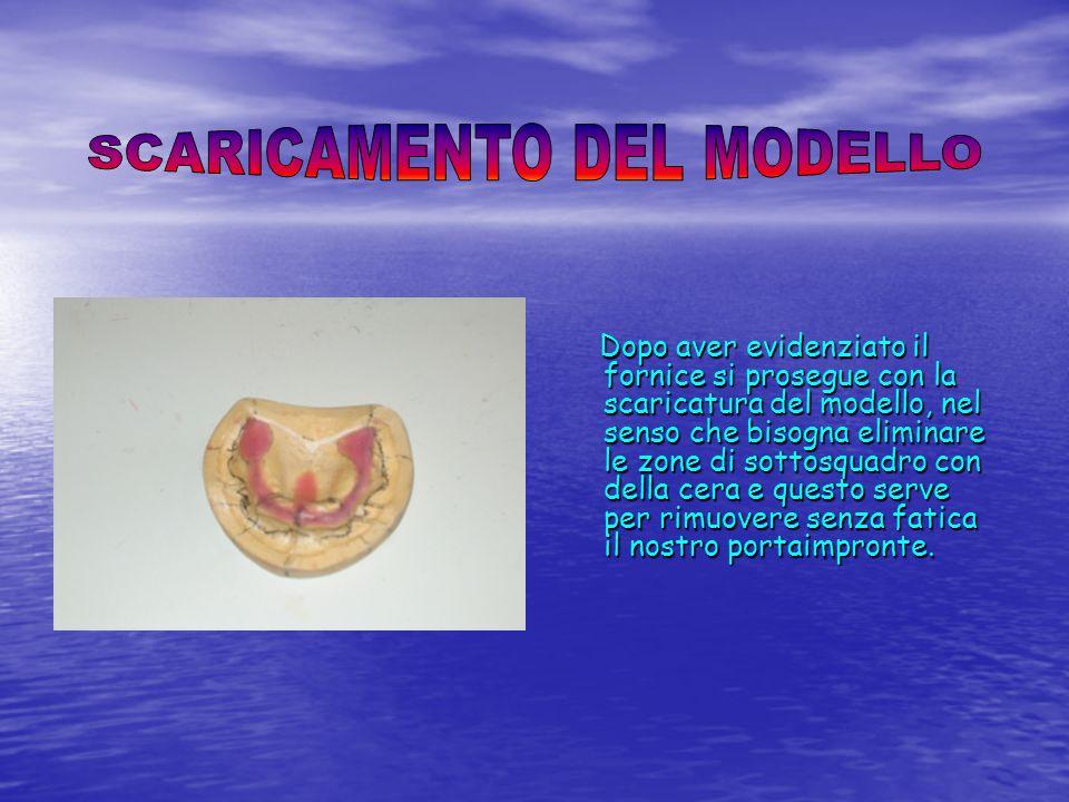 SCARICAMENTO DEL MODELLO
