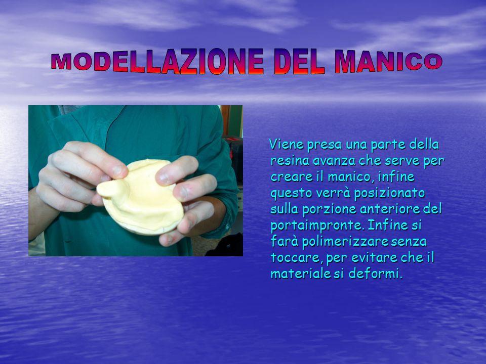 MODELLAZIONE DEL MANICO