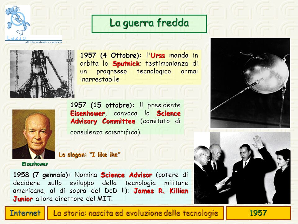 La storia: nascita ed evoluzione delle tecnologie