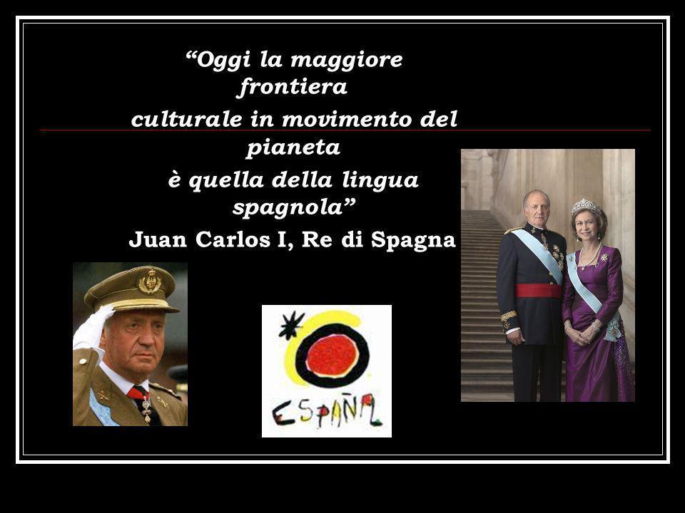 Oggi la maggiore frontiera culturale in movimento del pianeta