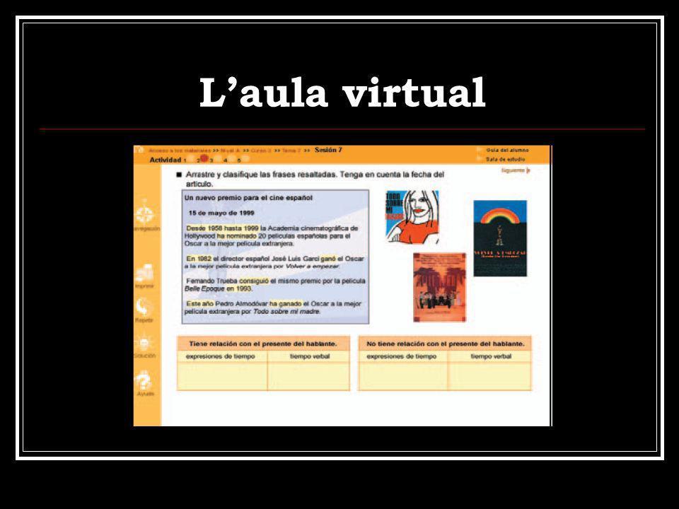 L'aula virtual