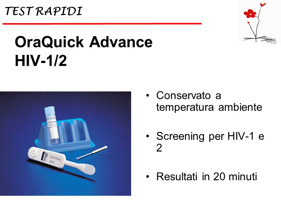 OraQuick Advance HIV-1/2