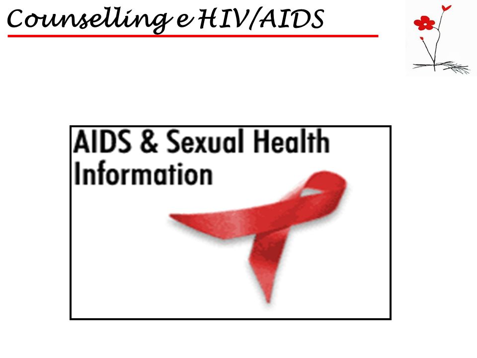 Counselling e HIV/AIDS