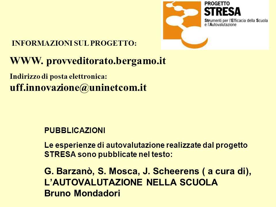 WWW. provveditorato.bergamo.it