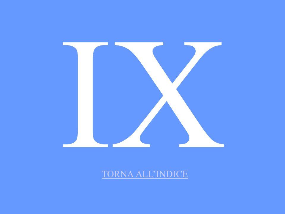 IX TORNA ALL'INDICE