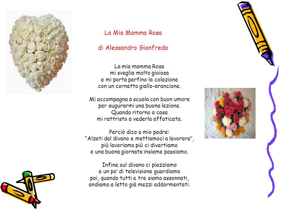 La Mia Mamma Rosa di Alessandro Gianfreda