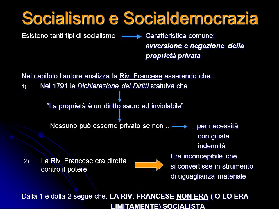 Socialismo e Socialdemocrazia