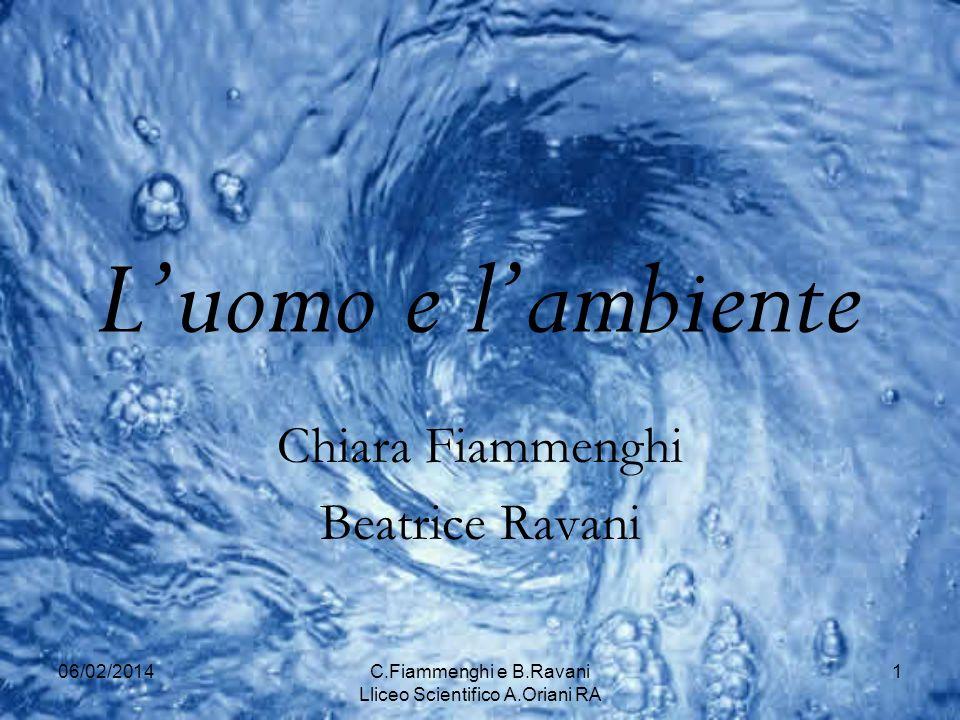 Chiara Fiammenghi Beatrice Ravani