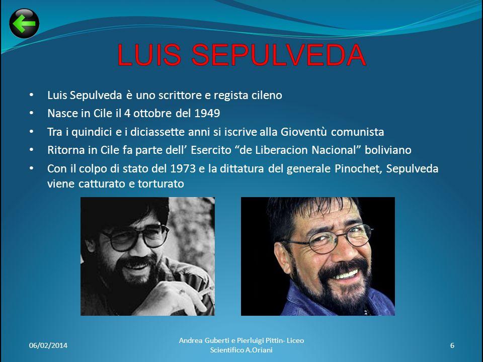 Andrea Guberti e Pierluigi Pittin- Liceo Scientifico A.Oriani