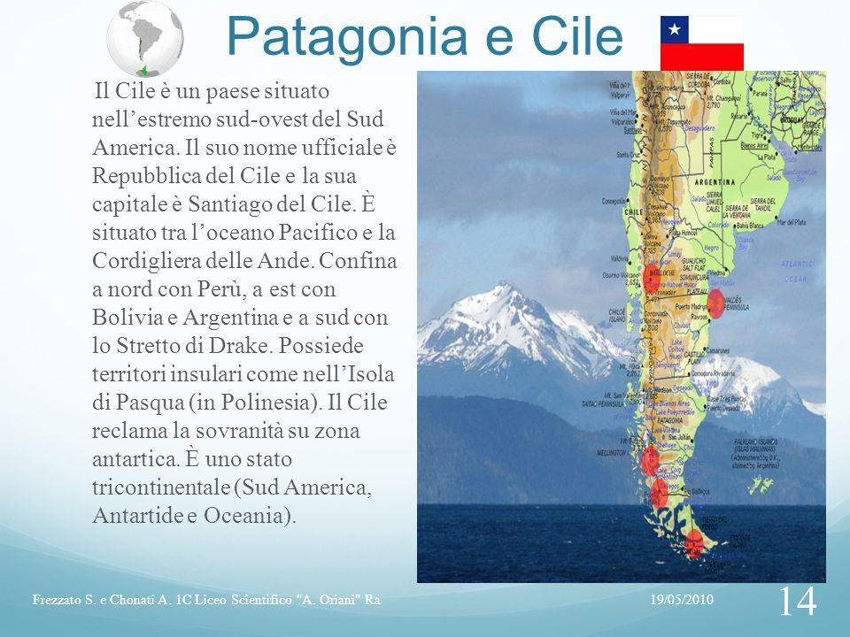 Patagonia e Cile