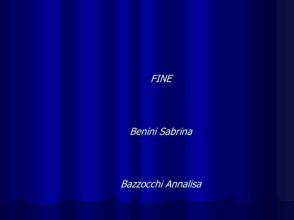 FINE Benini Sabrina Bazzocchi Annalisa Ib