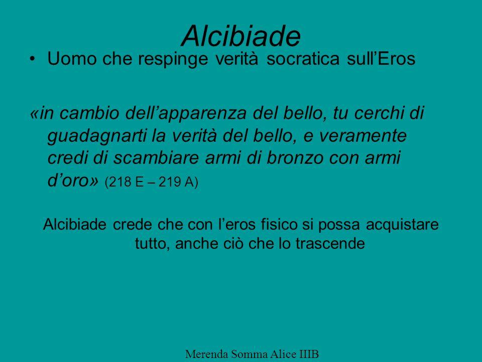 Merenda Somma Alice IIIB