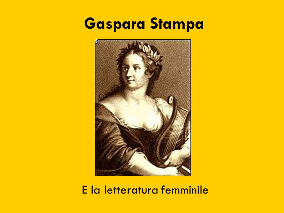 E la letteratura femminile