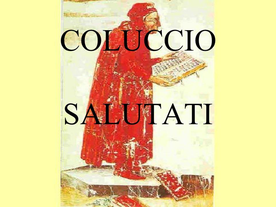 COLUCCIO SALUTATI
