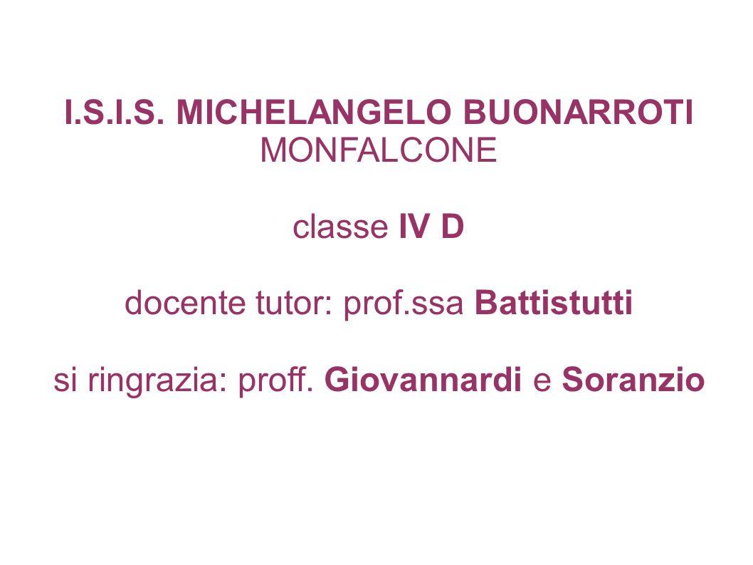 I.S.I.S. MICHELANGELO BUONARROTI