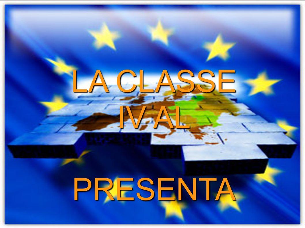LA CLASSE VI AL PRESENTA...