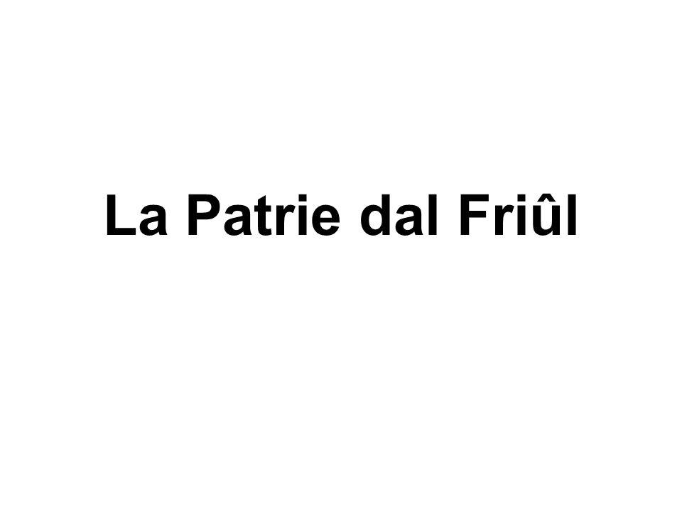La Patrie dal Friûl