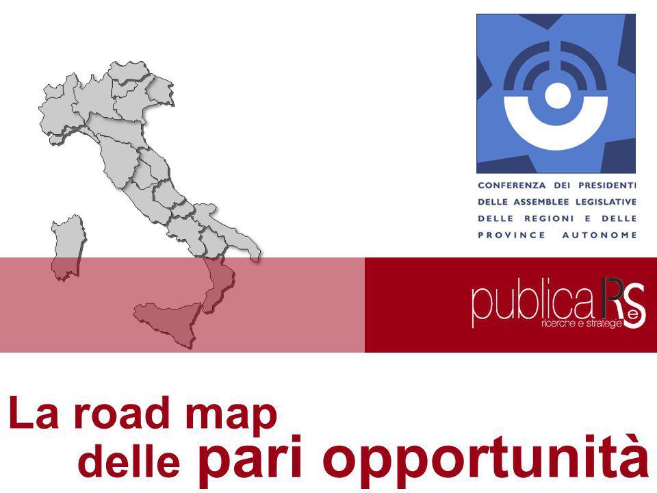 La road map delle pari opportunità