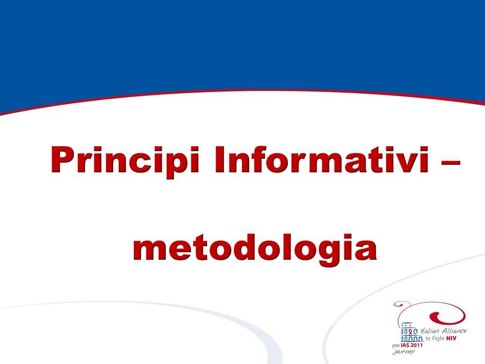 Principi Informativi –