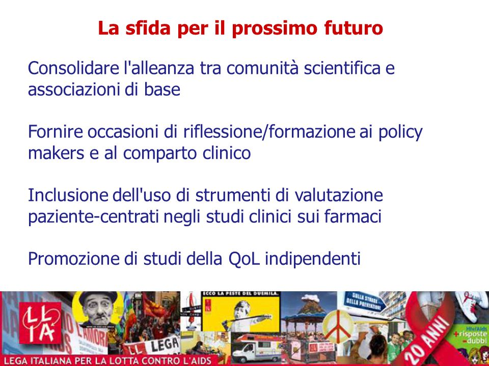 La sfida per il prossimo futuro