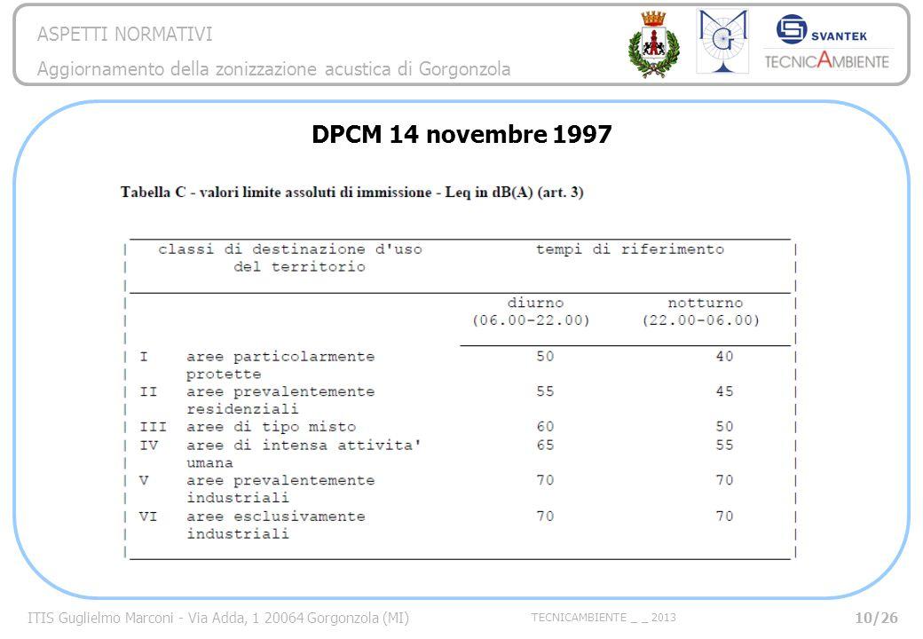 DPCM 14 novembre 1997 10/26