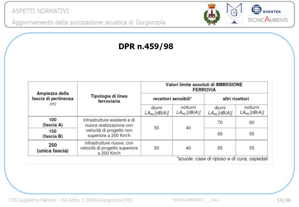 DPR n.459/98 14/26
