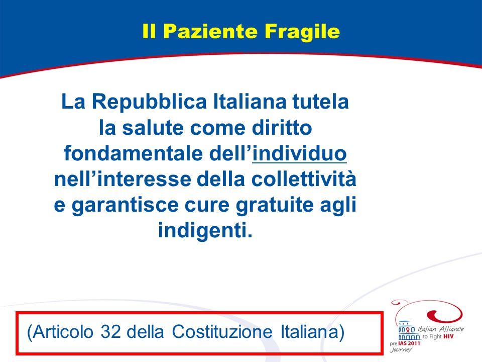 La Repubblica Italiana tutela