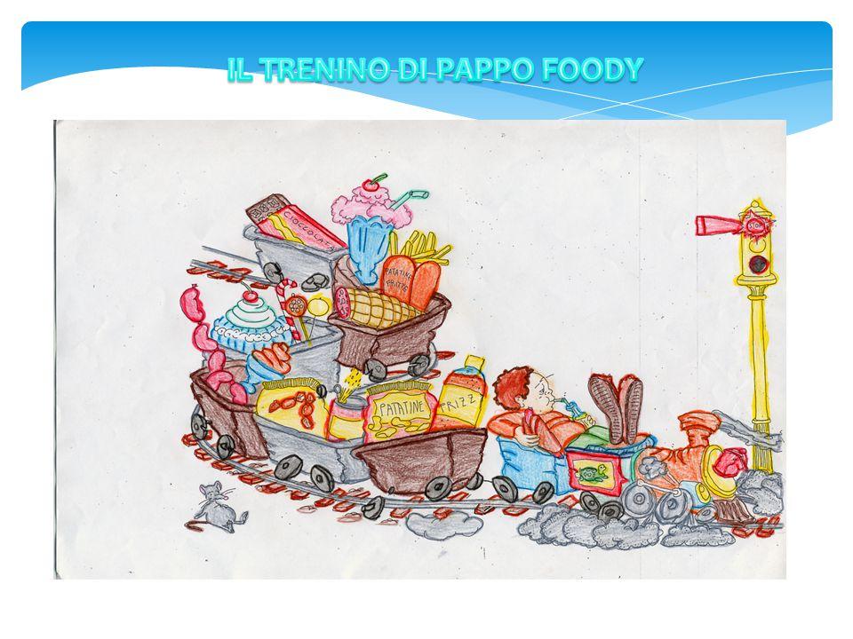 IL TRENINO DI PAPPO FOODY