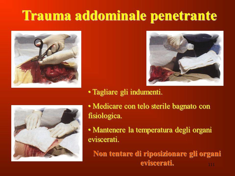 Trauma addominale penetrante
