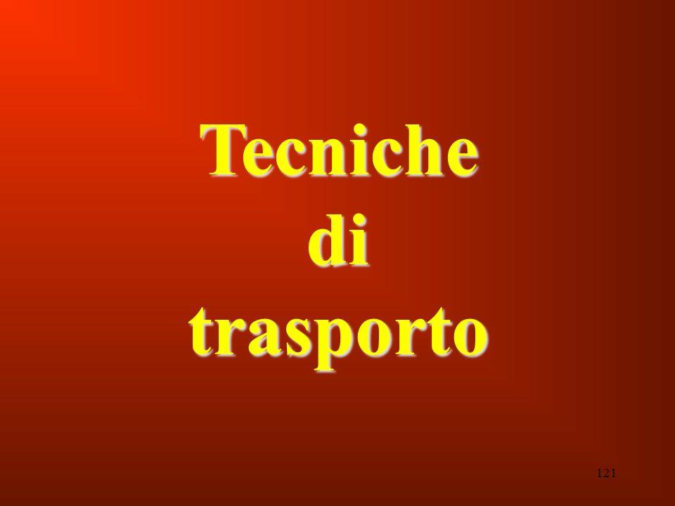 Tecniche di trasporto 121
