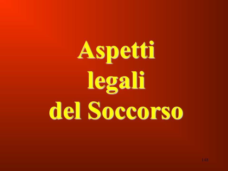 Aspetti legali del Soccorso