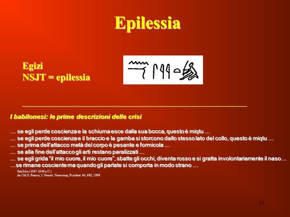 Epilessia Egizi NSJT = epilessia