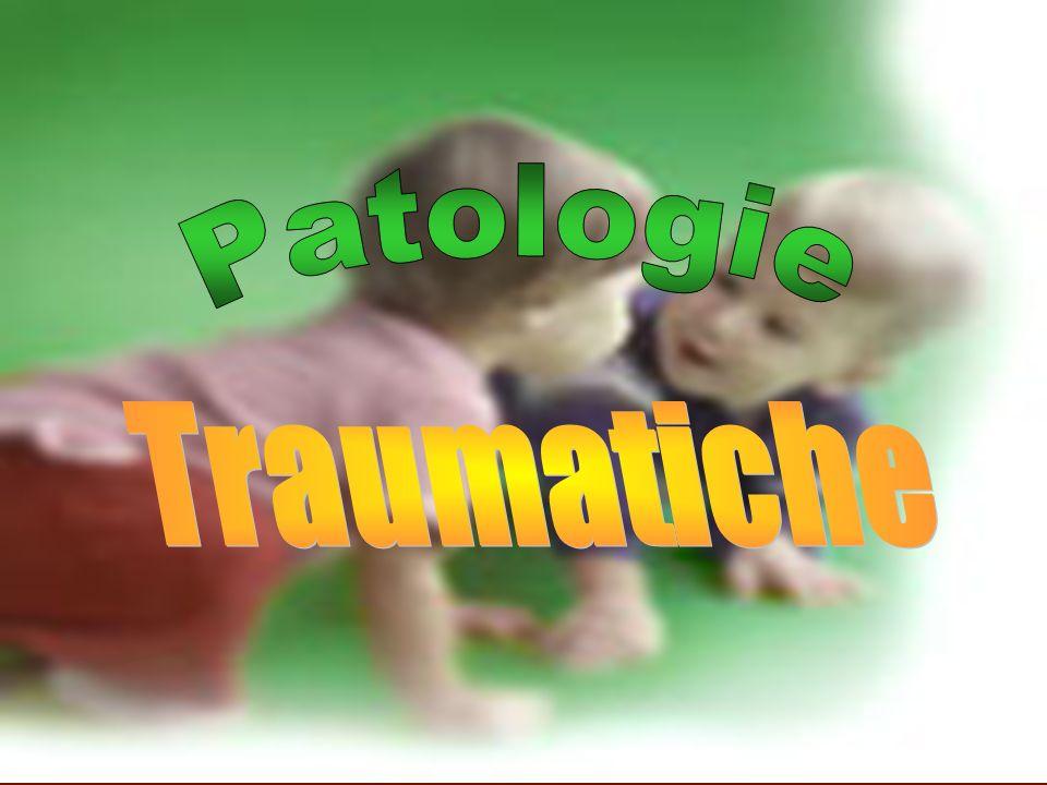 Patologie Traumatiche Inf. Sartor Valter 98