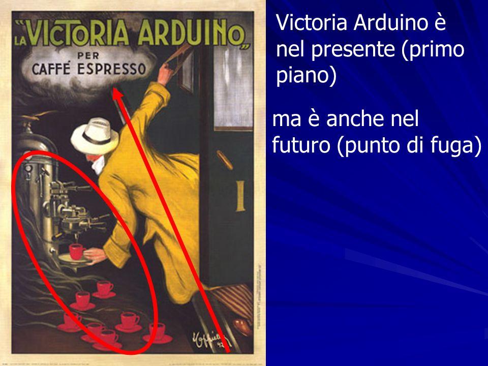 Victoria Arduino è nel presente (primo piano)
