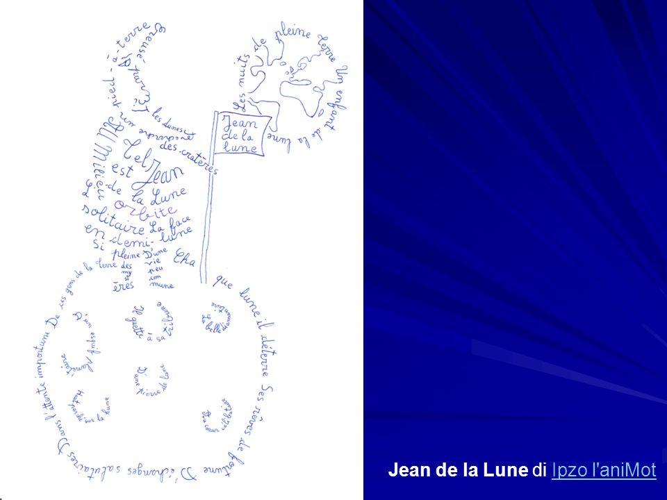 Jean de la Lune di Ipzo l aniMot
