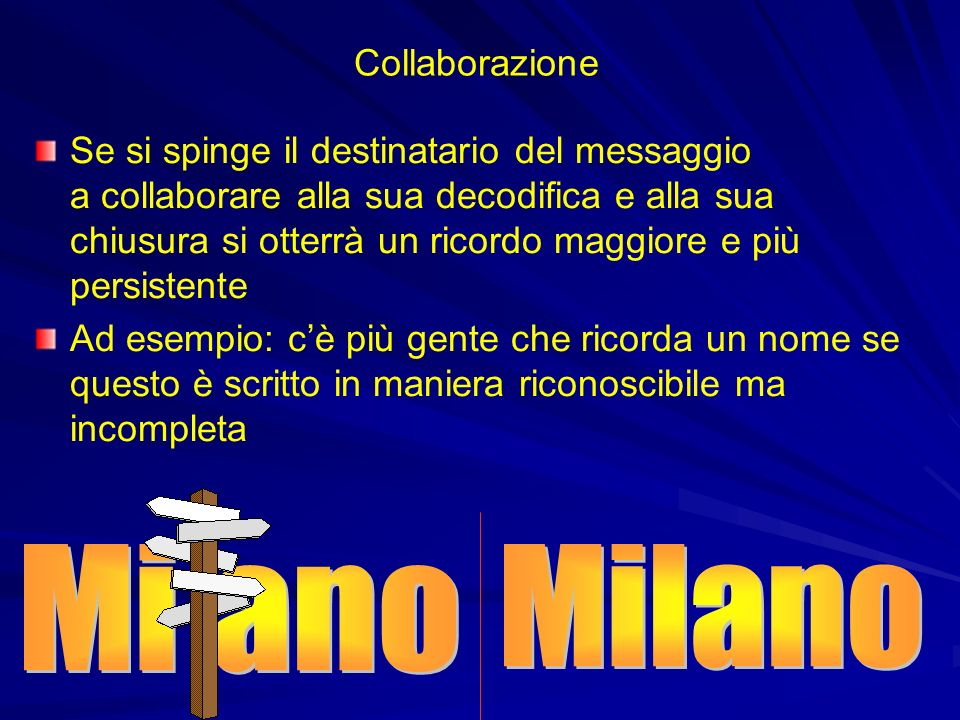 Mi ano Milano Collaborazione