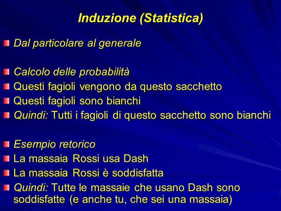 Induzione (Statistica)