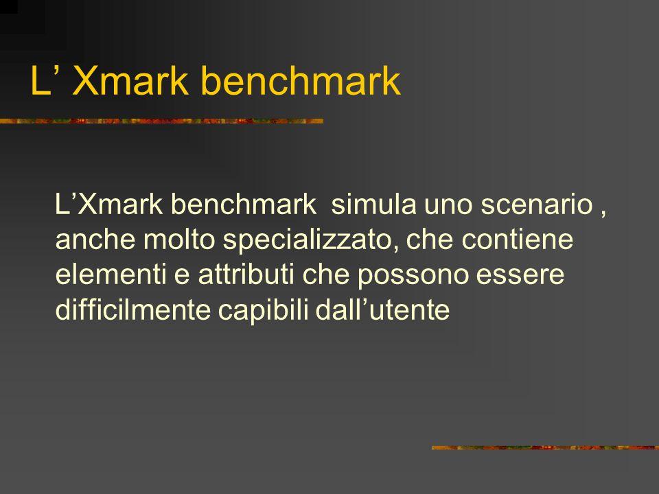 L' Xmark benchmark