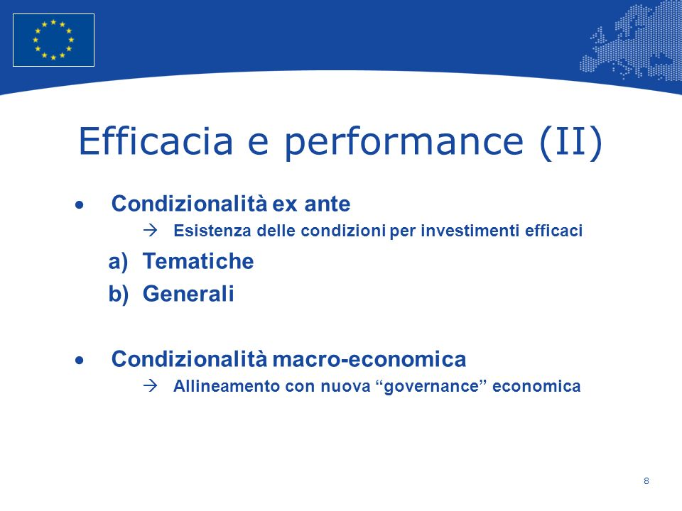 Efficacia e performance (II)